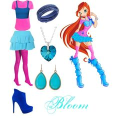 Winx Club: Bloom Season 5 Casual Outfit