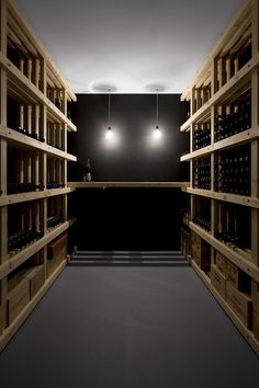 Wine cellar - Organize in #KlaserApp