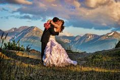Alaska Wedding Photo by JLKPHOTO.COM