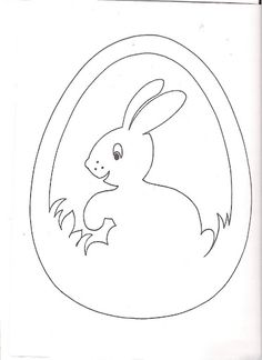 Velikonoce - vv, pč – Lucie Surovcová – album na Rajčeti Kirigami, Easter Art, Easter Crafts For Kids, Easter Coloring Pages, Coloring Books, Easter Templates, Rena, Diy Ostern, Egg Designs