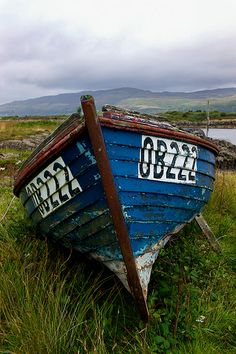 Abandoned - Isle of Ulva - Scotland