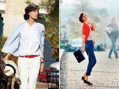 UNIQLO, Ines de la Fressange Collection, french design, fashion, spring summer 2014