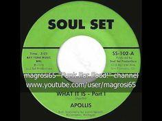 Apollis - What It Is (Part 1) - 1976