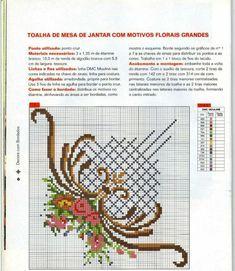 Cross Stitch Geometric, Cross Stitch Borders, Cross Stitch Rose, Cross Stitch Designs, Cross Stitch Patterns, Blackwork Patterns, Embroidery Patterns Free, Hardanger Embroidery, Cross Stitch Embroidery
