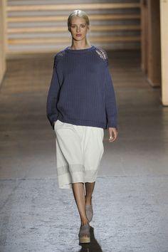 Tibi Spring '15: love the sweater