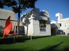 Parque Montjuïc: tudo junto e misturado que deu certo