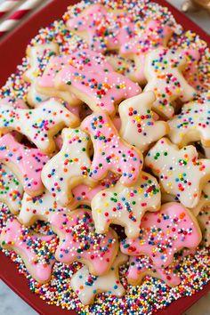 Homemade Circus Animal Cookies | Cooking Classy