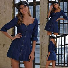 LINYIOU77 Womens Dresses Ladies Plus Size Solid O-Neck Short Sleeve Dress Women Chiffon Asymmetrical Loose Summer Dress
