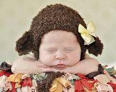 Lamb Bonnet... (color options available) photography prop