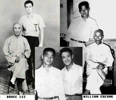 Wing Chun Ip Man and Bruce Lee