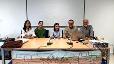 ¡Gran Éxito y Aceptación de la Inauguración del Curso de Vitivinicultura Ecológica y de Julián Navarro en la Mesa Redonda de Vinos Ecológicos! _________________________ Bodega Colonias de Galeón facebook.com/BodegaColoniasdeGaleonCazalla coloniasdegaleon.com Tfno. 607 530 495