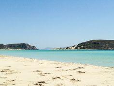 Elafonisos, Greece - Simos beach