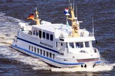 Ditzum-Emden-Delfzijl (Hauptroute) - Dollard Route