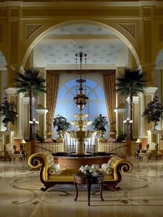 Hotel Design Inspiration / luxury hotels, best hotels, hotel design #hoteldesign #luxuryhotels #besthotels For more inspiration, visit: http://brabbucontract.com/projects