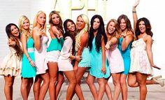Article: ASU's Alpha Phi Enters Tumblr War, Brings Heat #TFM Sorority Rush Week, Sorority Row, Sorority Sisters, Sorority Life, Recruitment Themes, Sorority Recruitment Tips, Sorority Formal, Sorority Outfits, Kappa Delta