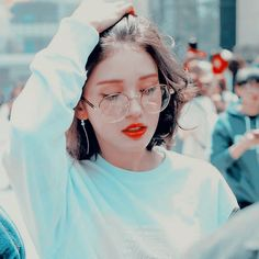Find images and videos about girl, cute and kpop on We Heart It - the app to get lost in what you love. Jeon Somi, Blue Aesthetic, Kpop Aesthetic, Girl Photo Poses, Girl Photos, I Love Girls, Cool Girl, Kpop Girl Groups, Kpop Girls