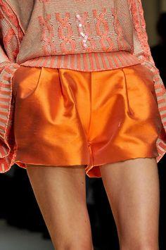 Orange, Details  (repinned from Cristina Velazquez)