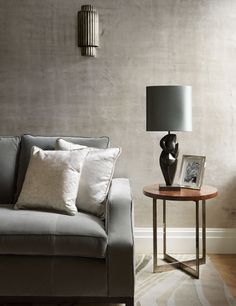 Danseur Lamp by Porta Romana image by Key Interiors http://www.portaromana.co.uk/uk-europe/sculpted-metal-lamps/vlb52-danseur-lamp-bronzed