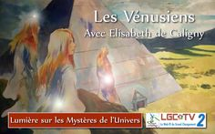 "24/09/2015 ""Les Vénusiens"" - Avec Elisabeth de Caligny"