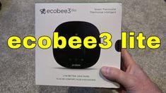⭐⭐⭐⭐ Unboxing the ecobee3 lite