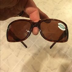 928c1685e21 Costas Sunglasses Isabela bifocal sunglasses The bifocal strength is +2.0.  These are brand new