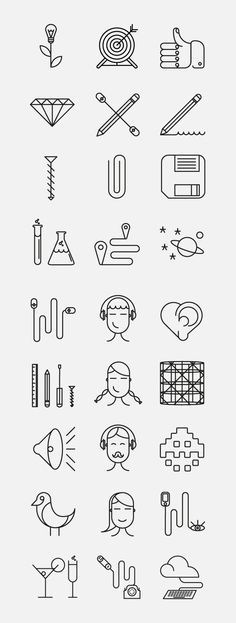 Superegg Icons on Behance