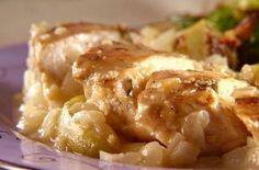 Slow Cooker Paleo Honey Apple Chicken