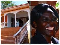 Wakiso Development Initiative: Restoration Home Staff: Esther Joyce Muyama, House Mother