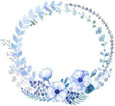 Psiu Noiva - Mais de 30 Frames Florais Para Download Grátis 19