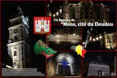 Un bonsoir de Mons, cité du Doudou