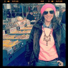 @ Portobello Market...