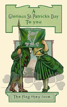 Irish Flag...