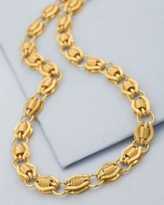 Buy Designer Designer Twisted Chain For Men Online Gold Earrings, Gold Jewelry, Gold Necklace, Gold Finger Rings, Gold Chain Design, Mens Gold Bracelets, Cadillac Fleetwood, Gold Chains For Men, Neck Chain