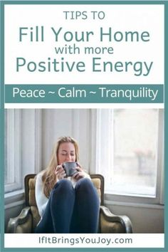Even if your home is chaotic, there are simple ways you can bring more positive energy into your home where you can enjoy a little tranquility. Simple and affordable tips from decor to color, plants to accessories, and more. Feng Shui Principles, What Do You Hear, Signs From The Universe, Himalayan Salt Lamp, Yellow Interior, Smudge Sticks, Good Energy, How To Manifest, Cool Diy Projects