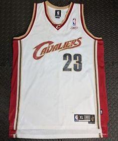 dd44fe839 Lebron James Basketball Jersey NBA Size XL Reebok Swingman Snapback