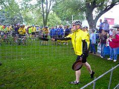 Skillet Toss Break during RAGBRAI (Des Moines Register's Annual Great Bike Ride Across Iowa):  Photo by channone #Skillet_Toss #RAGBRAI  #channone