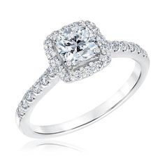 70th Anniversary Limited Edition Diamond Engagement Ring 1 1/3ctw - Item 19631852 | REEDS Jewelers