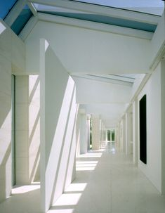 AD Classics: Neugebauer House,Courtesy of richard meier & partners architects ©scott frances esto