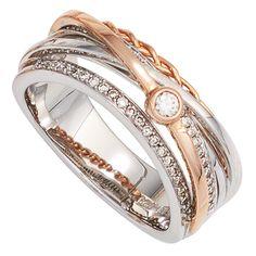 Damen Ring 585 Gold Weißgold Rotgold 48 Diamanten Brillanten Goldring A38846 54 http://www.ebay.de/itm/Damen-Ring-585-Gold-Weissgold-Rotgold-48-Diamanten-Brillanten-Goldring-A38846-54-/151981454021?ssPageName=STRK:MESE:IT