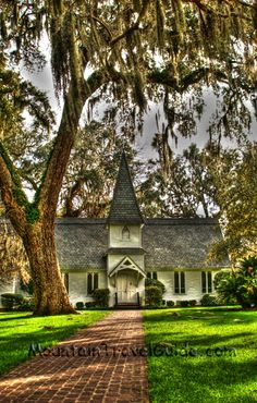 Christ Church, St. Simons Island Georgia