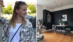 Kom med os indenfor hos Ditte Gimm. Den boligbevidste blogger har en strålende sans for detalje og at tænke ud af boksen.