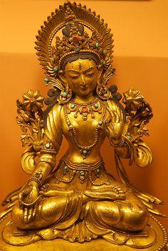 Divine love heals (White Tara/Quan Yin)
