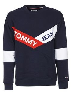 Tommy Hilfiger Chevron Logo Sweatshirt In Black Iris Sueter Tommy Hilfiger, Tommy Hilfiger Outfit, Tommy Hilfiger Sweatshirt, Tommy Hilfiger Jeans, Chevron, Crochet T Shirts, Crochet Top, Polo Outfit, Nike Outfits