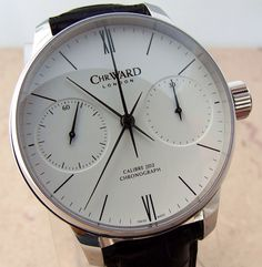 Christopher Ward C900 - I have a C9 Harrison Automatic and love it.