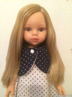 Анн от Ruth Treffeisen, Paola Reina / Коллекционные куклы (винил) / Шопик. Продать купить куклу / Бэйбики. Куклы фото. Одежда для кукол