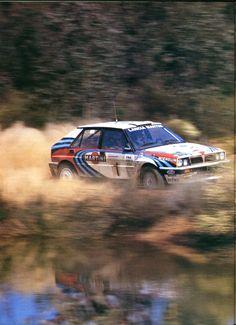 L'écurie Fiat-Lancia-Abarth qui fait gagner n'importe quelle voiture ! - Lancia Delta HF Integrale - L'Automobile décembre 1991.