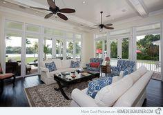 15 Beautiful Living Room Interior Design Ideas