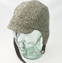 aviator cycling cap