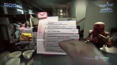 LIMA VAGA: Google patenta hologramas en sus gafas
