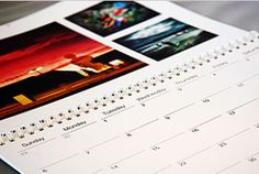 Keepsy Instagram photo calendars